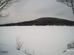 view from Neal Pond on 2018-02-04