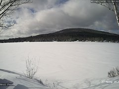 view from Neal Pond on 2018-02-06
