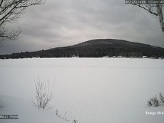 view from Neal Pond on 2018-02-16