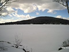view from Neal Pond on 2018-02-26