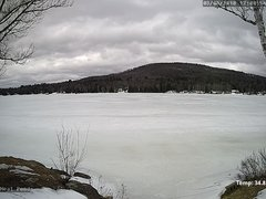 view from Neal Pond on 2018-03-04