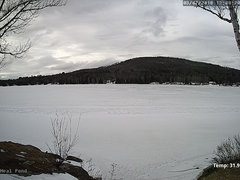 view from Neal Pond on 2018-03-07