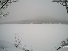 view from Neal Pond on 2018-03-08