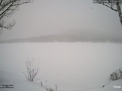 view from Neal Pond on 2018-03-17