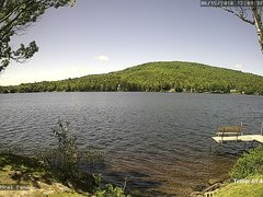 view from Neal Pond on 2018-06-15