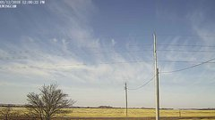 view from Ewing, Nebraska (west view)   on 2018-03-12