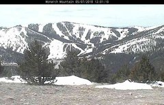 view from 5 - All Mountain Cam on 2018-05-07