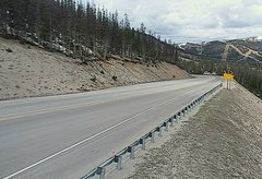 view from 4 - Highway 50 Road Conditions on 2018-05-22