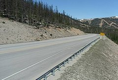 view from 4 - Highway 50 Road Conditions on 2018-05-25