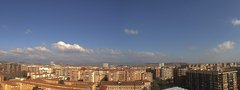 view from LOGROÑO SUR on 2018-02-22