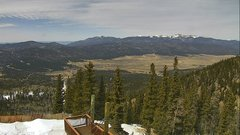 view from Angel Fire Valley on 2018-03-07