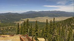 view from Angel Fire Valley on 2018-05-12