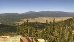 view from Angel Fire Valley on 2018-05-18