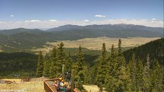 view from Angel Fire Valley on 2018-05-19