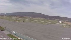 view from Mifflin County Airport (west) on 2018-04-14