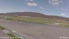 view from Mifflin County Airport (west) on 2018-04-20