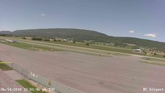 view from Mifflin County Airport (west) on 2018-06-14