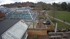 view from RHS Wisley 1 on 2018-03-05
