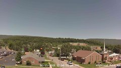 view from Highland Park Hose Co. #1 on 2018-06-15
