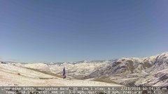 view from Horseshoe Bend, Idaho CAM1 on 2018-02-23