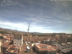 view from LOGROÑO CENTRO on 2018-06-19