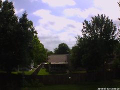 view from Logan's Run Cam2 on 2018-07-02