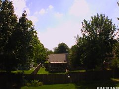 view from Logan's Run Cam2 on 2018-07-08