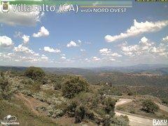 view from Villasalto on 2018-07-09