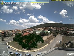 view from San Basilio on 2018-06-20