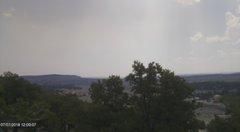 view from West Rabbit Gulch, Duchesne County, UT on 2018-07-07