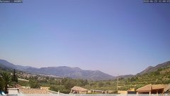 view from Gaianes - El Comtat on 2018-06-23