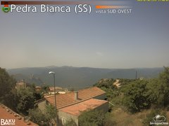 view from Pedra Bianca on 2018-07-04
