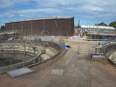 view from Dalmarnock 2 on 2018-07-06