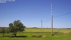 view from Ewing, Nebraska (west view)   on 2018-07-02