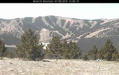 view from 5 - All Mountain Cam on 2018-07-08