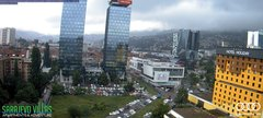 view from Sarajevo on 2018-06-19