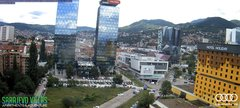 view from Sarajevo on 2018-06-23