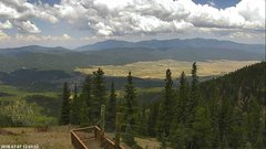 view from Angel Fire Valley on 2018-07-07