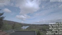 view from 1 Sotra island, W-Norway on 2019-05-13