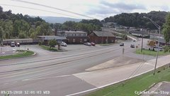 view from Electric Avenue - Lewistown on 2018-09-19