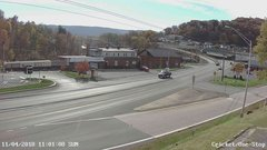 view from Electric Avenue - Lewistown on 2018-11-04