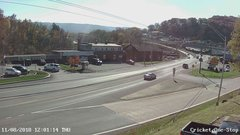 view from Electric Avenue - Lewistown on 2018-11-08