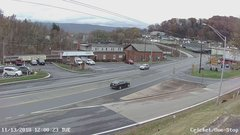 view from Electric Avenue - Lewistown on 2018-11-13