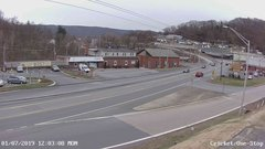 view from Electric Avenue - Lewistown on 2019-01-07
