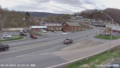 view from Electric Avenue - Lewistown on 2019-04-15