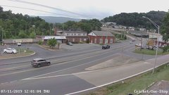 view from Electric Avenue - Lewistown on 2019-07-11