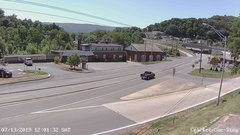 view from Electric Avenue - Lewistown on 2019-07-13