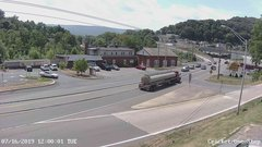 view from Electric Avenue - Lewistown on 2019-07-16