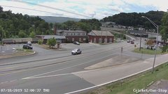 view from Electric Avenue - Lewistown on 2019-07-18