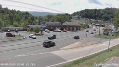 view from Electric Avenue - Lewistown on 2019-08-09